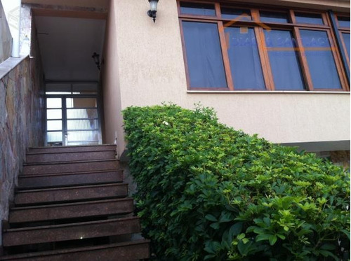 casa residencial à venda, vila vera, são paulo - ca0049. - ca0049