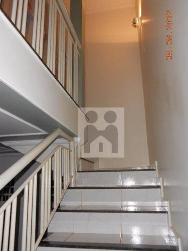 casa residencial à venda, vila virgínia, ribeirão preto. - ca0228