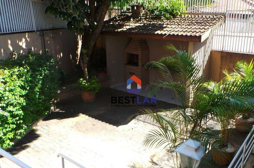 casa residencial à venda, vila yara, osasco. - ca0332