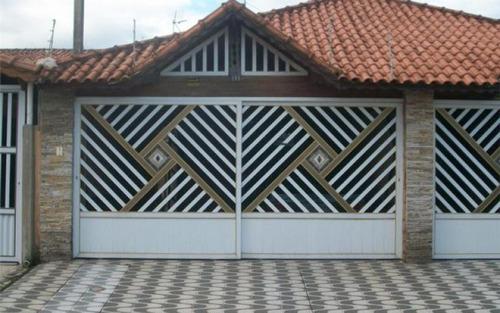 casa residencial à venda, vilamar, praia grande - ca1676.