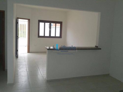 casa  residencial à venda, villa branca, jacareí. - ca0074