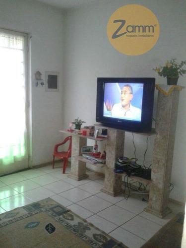 casa residencial à venda, villa flora, sumaré. - codigo: ca1728 - ca1728