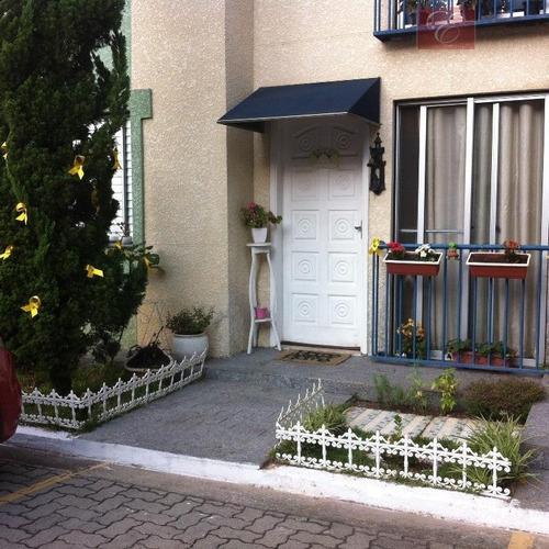 casa residencial à venda, villagio vale verde, cotia - ca0390. - ca0390