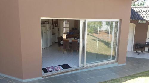 casa residencial à venda, ville chamonix, itatiba. - ca0695