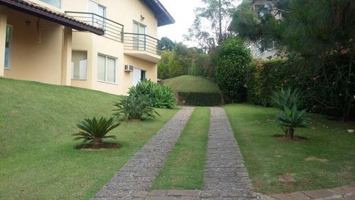casa residencial à venda, ville chamonix, itatiba. - ca0733