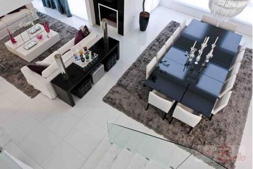 casa residencial à venda, ville chamonix, itatiba. - ca0855