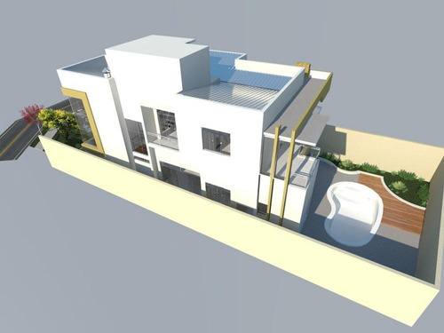 casa residencial à venda, ville de france, itatiba. - ca0698