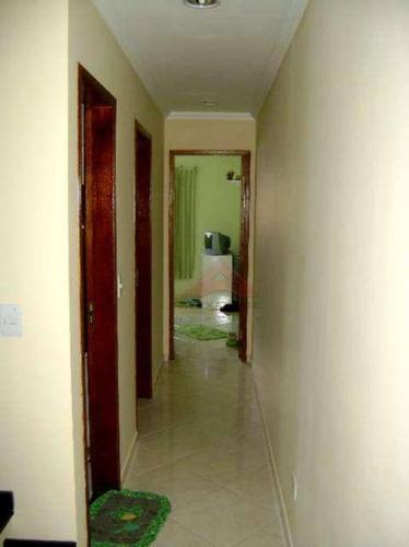 casa residencial à venda, vista linda, são josé dos campos - ca3428. - ca3428
