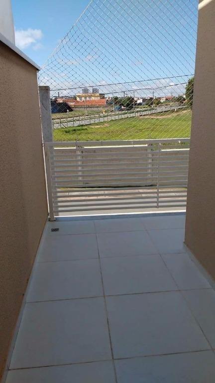 casa residencial à venda, wanel ville, sorocaba. - ca0830