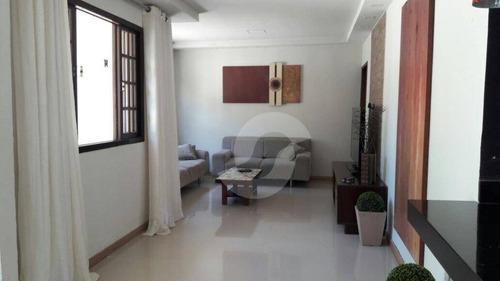 casa residencial à venda4 quartos , recanto de itaipuaçu (itaipuaçu), maricá - ca0910. - ca0910