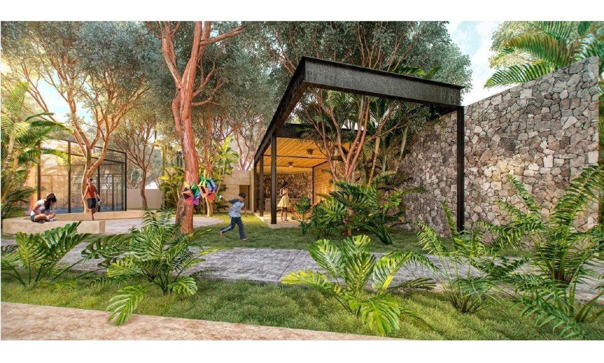 casa residenciales morata en dzitya modelo palia 2 rec
