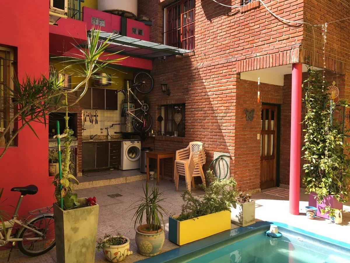 casa retasada-escucho oferta-5 amb+2 cocheras+piscina climat+quincho+parrilla-
