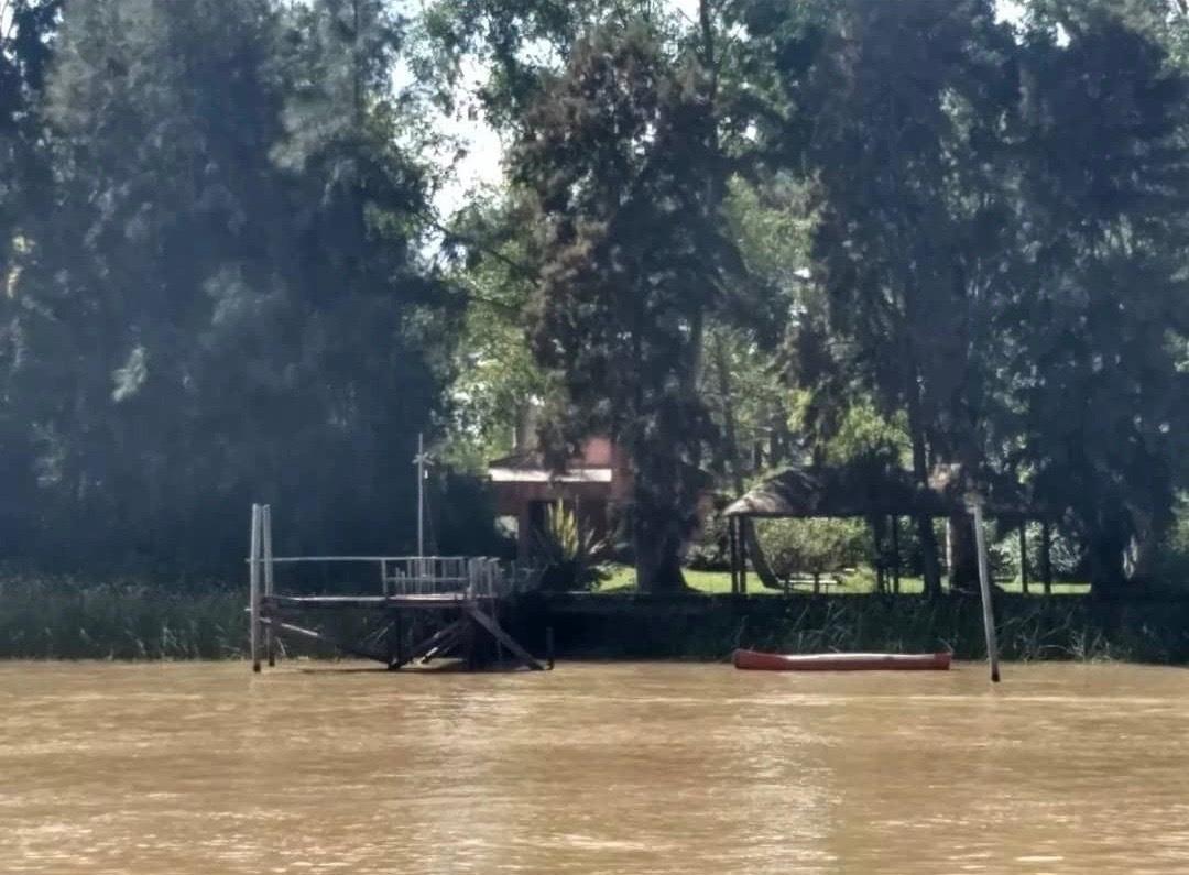 casa rio lujan y canal arias oferta . d100.000.oportunidad.