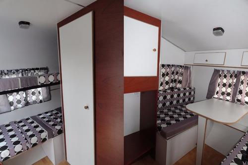 casa rodante 310 aerodinamica 0km para 4 personas en olivos