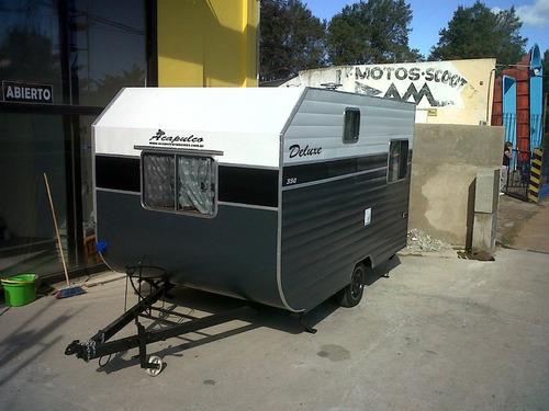 casa rodante 350 4 personas acapulco 0km