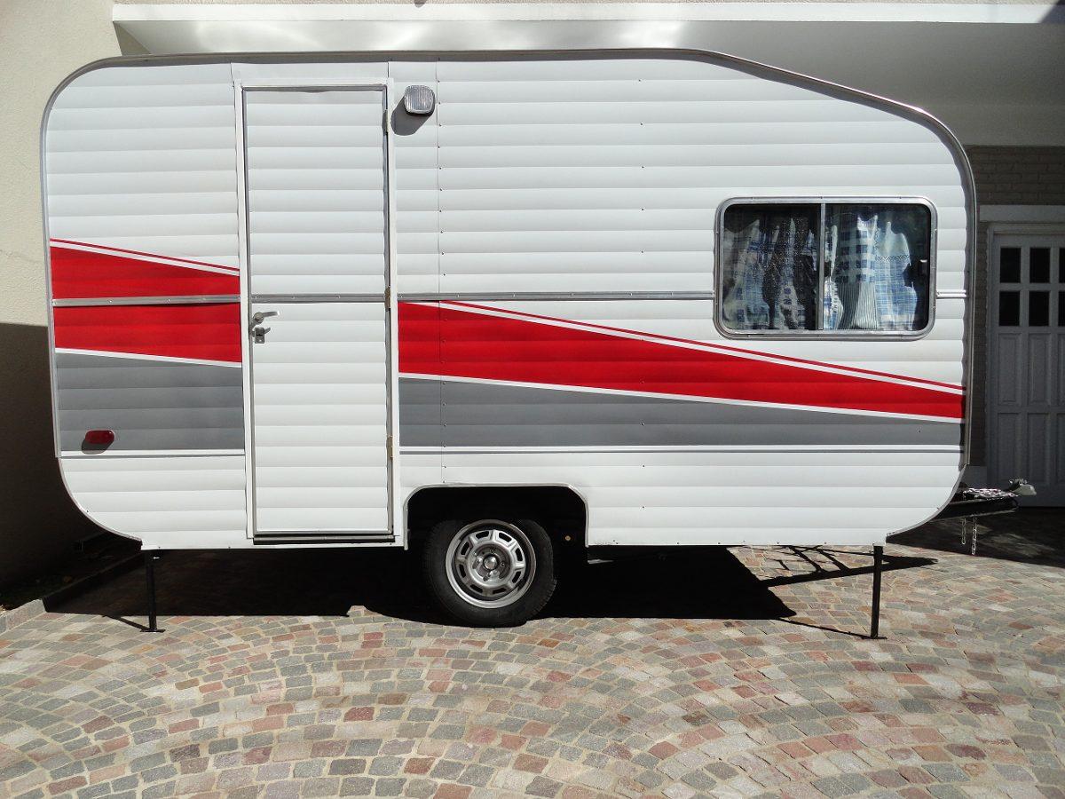 Casa rodante 350 aerodinamica 0km para 4 personas en for Modelo de casa para 4 personas