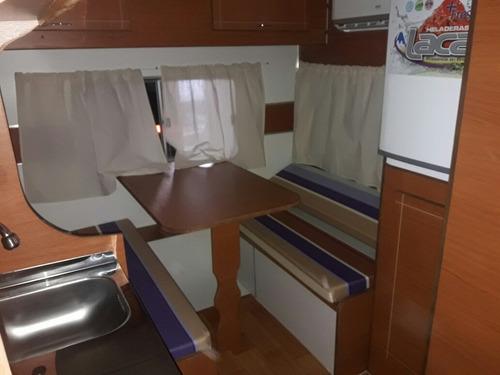 casa rodante 360 mts lo mejor,del mercado, hasta 6 personas!