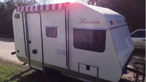 casa rodante 380 kaisen casilla venta 0 km