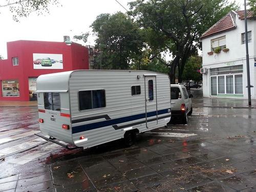 casa rodante 4 mts,heladera, ducha, inodoro, exclusiva!!!