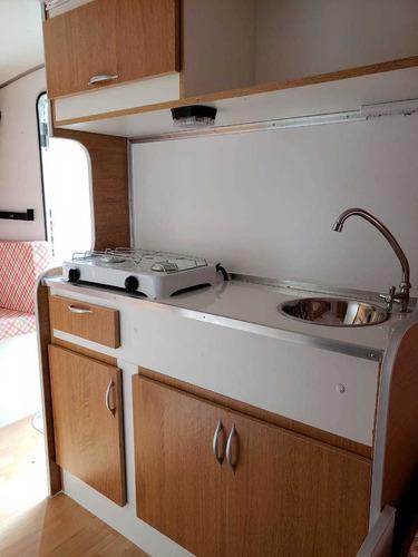 casa rodante 400 kaisen  nueva  venta 0 km casilla