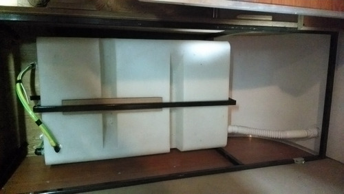 casa rodante 4,00 mts con/perf aluminio rodantes brandsen