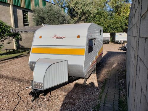 casa rodante 430 kaisen casilla 0 km nueva venta