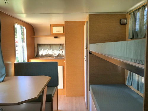casa rodante 450 classic | lomas camping - luis guillón