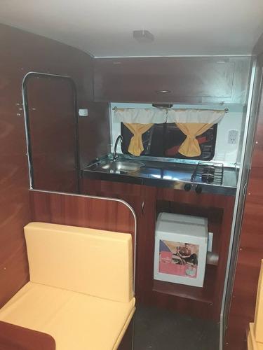casa rodante 450 doble eje dako trailers