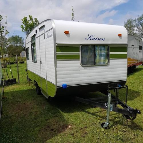 casa rodante 450 kaisen  nueva  venta 0 km sucursal canuelas