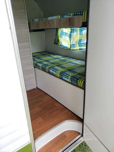 casa rodante 450 kaisen  venta 0 km completa nueva