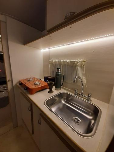 casa rodante   4,50 metros con baño para la ducha. 0km 2020