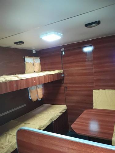 casa rodante 450 para 5 o 6 personas. dako trailers