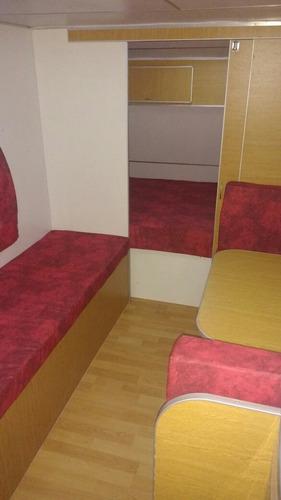casa rodante 480 x 210 kaisen nueva