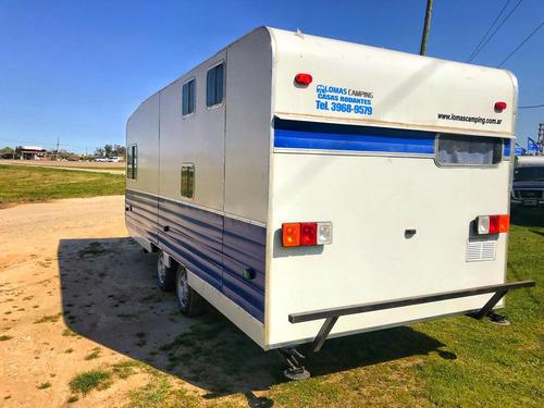 casa rodante 520 classic | lomas camping - luis guillón