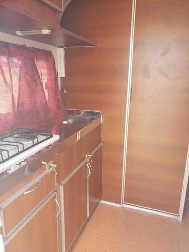 casa rodante 520 doble eje venta nueva 0 km casilla