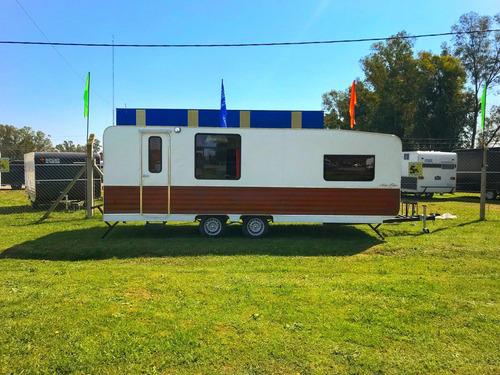 casa rodante 600 classic | lomas camping - luis guillón