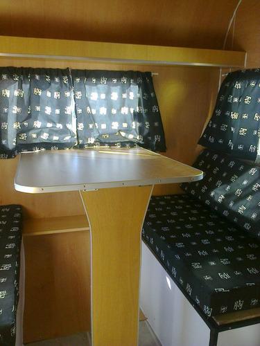 casa rodante acapulco 300 super liviana okm. 4 personas