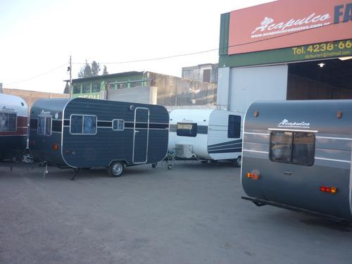 casa rodante  acapulco 450 okm nueva 5o6 personas