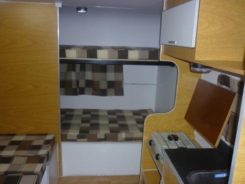 casa rodante acapulco  520 okm nueva 5o6 personas
