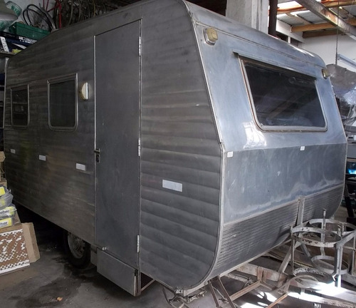 casa rodante aluminizada