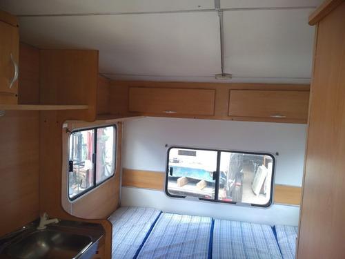 casa rodante alvarez 360 usada para 2/3 personas en stock