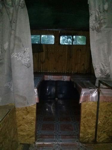 casa rodante amplia y comoda