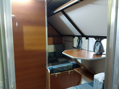 casa rodante brandsen 3,60 mts c/perfileria  alum 0km