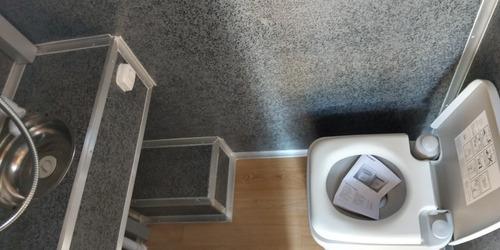 casa rodante brandsen 4,00 mts con/perf alumin 0km 2021