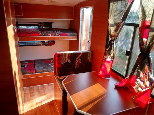 casa rodante brandsen  mod: 450 mts d/eje al nueva 2020