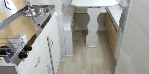 casa rodante brandsen modelo 4,00 std 0km 2020 motorhome