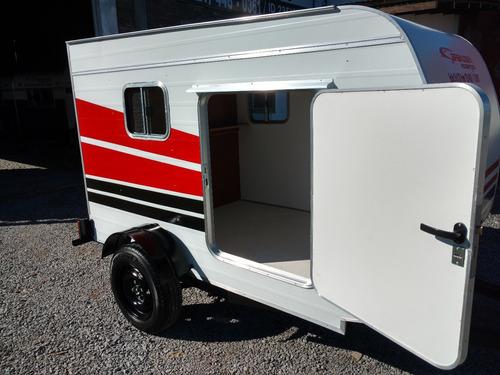 casa rodante brandsen modelo: mini carga