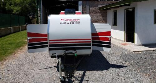 casa rodante brandsen  modelo: mini  roda 0km2021 homologada