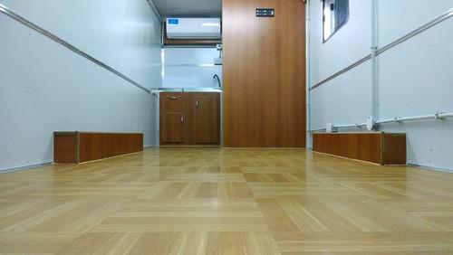 casa rodante brandsen ofic móvil 5,00 mts dob-eje bal 2021