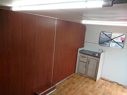 casa rodante brandsen rural u oficina vacía 4,00 mts. 2021
